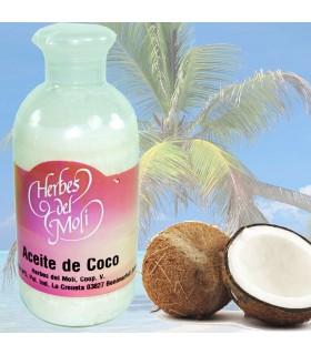 Aceite de Coco - 100% Puro y Natural - 250 ml. - Recomendado
