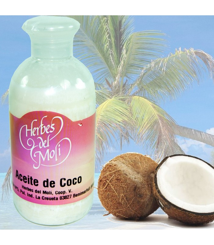 Coconut Oil - 100% Pure and Natural - 250 ml. - Recommended