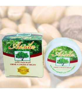 Crema Aceite de Argán - 100% Natural - Oro Líquido - 100 ml