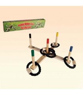 Juego Vikingo - Tiro de Aro - Ideal Juegos en Grupo