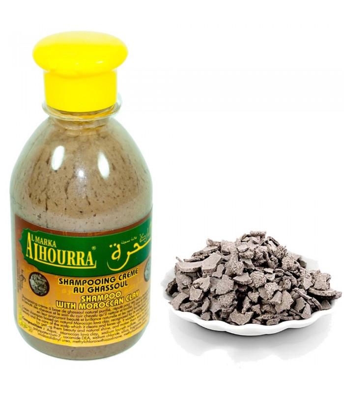 Champú Natural - Ghassoul - 250 ml - Embellece el Cabello