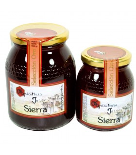 Miel Oscura de la Sierra de la Alpujarra - 1ª Calidad -2 Tamaños