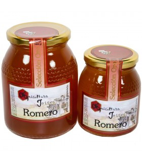 Miele Rosemary de la Alpujarra - 1 ° qualità - 2 formati - cristallo