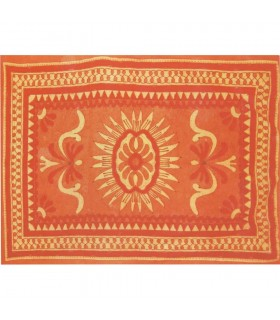 India-Cotton - Ethnic Sun-Crafts-210 x 140 cm