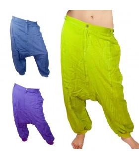 Pantalón Bombacho - Algodón - Varios Colores