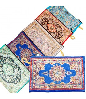 Portfolio Wallet - Eye Turko - Rack - Oriental Designs