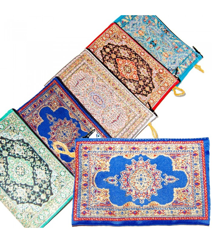 Portfolio Wallet - Eye Turko - Rack - Oriental Designs