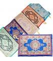 Portemonnaie Geldbörse - Eye Türkisch - Reißverschlüsse - entwirft Oriental