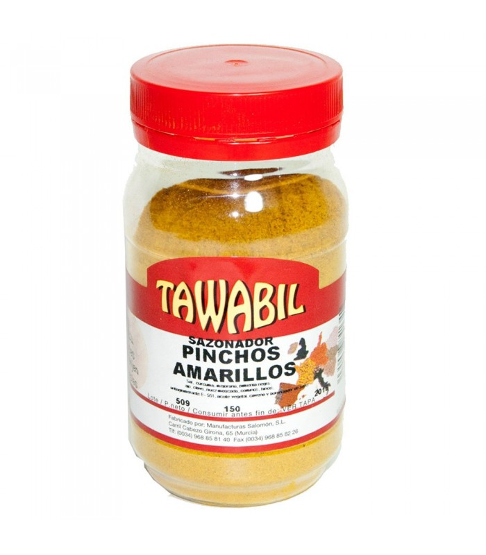 Special Blend Pinchitos Morunos Yellow - Arab - 150gr
