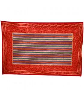 Qualità speciale di cotone tessuto - formato africano - - 210 x 140 cm