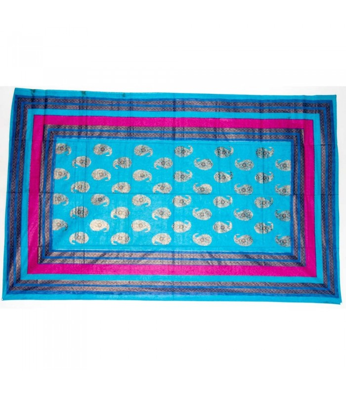 Cotton fabric - Stamping African-Special Quality-210 x 140 cm