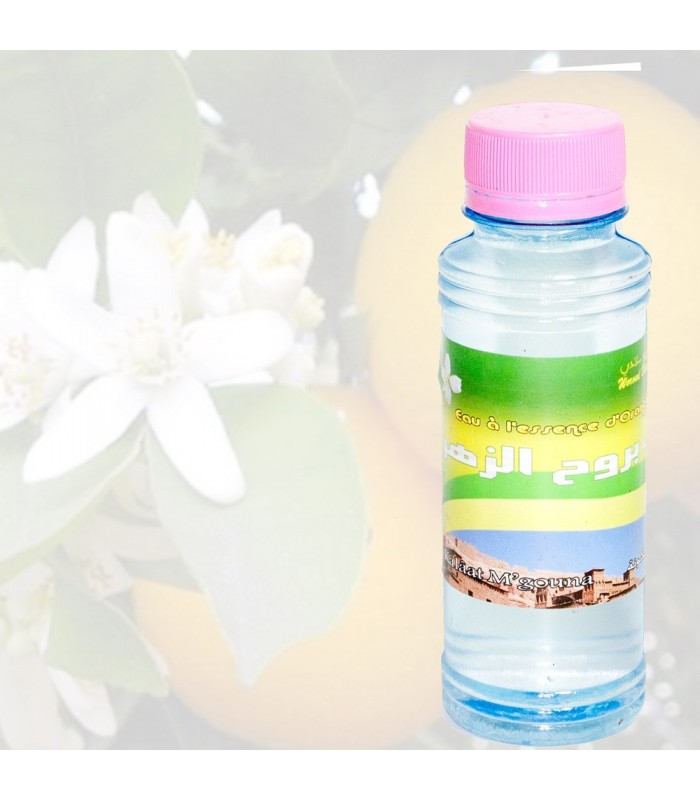 Water Azahar - 125 ml - Natural
