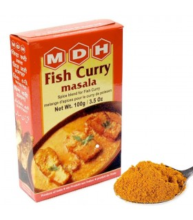 Special Blend Fish Curry Masala - MDH - 100 gr - India