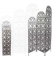 Forged Openwork Screen - Stepped Model - Arab Design - 170 cm