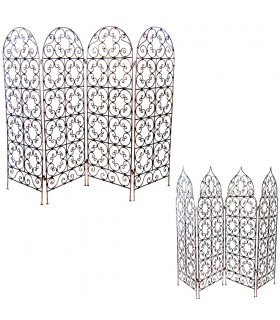 Forging screen 4 sheets - 3 sizes - 2 models - design Arabic