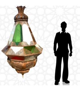 Lámpara Bellota Gigante - 2 m - Multicolor - Producto Unico