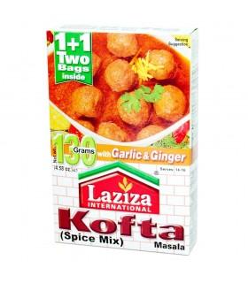 Смешанные специальных Kefta нарезанного мяса - 100 гр - Пакистан - Лазиза