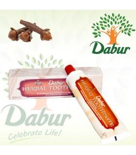 Creme dental Ayurvédica com Planta Clave - 100 ml - Dabur