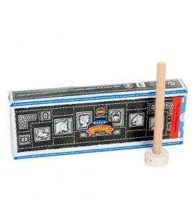 Super Hit - wands Dhoop incense paste - SATYA - lasts 1 hour