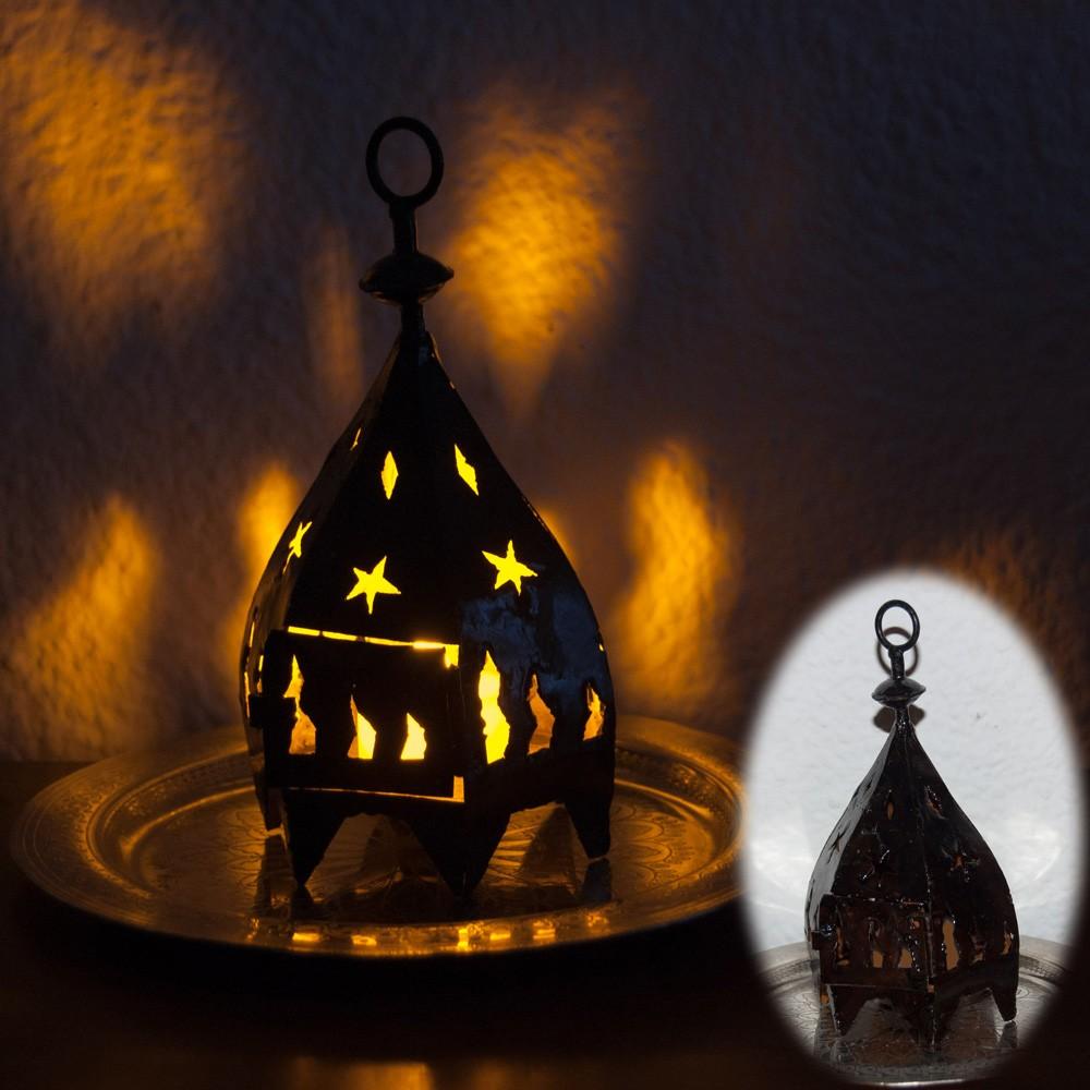 Faroles para Vela - Iluminación Arabe - Jaima Alkauzar