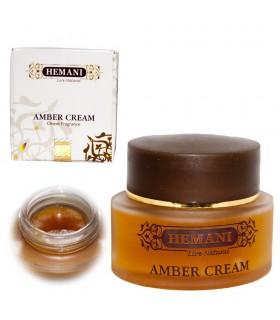 Ambar en Crema - Calidad Premium -Resina- 30 gr