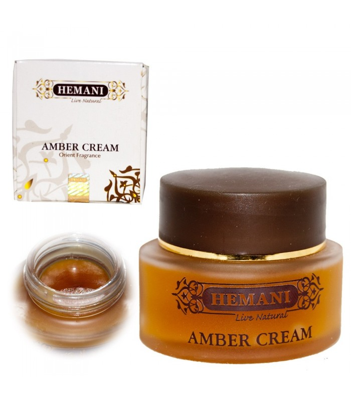 Amber Cream - Premium Quality-Resin-30 gr