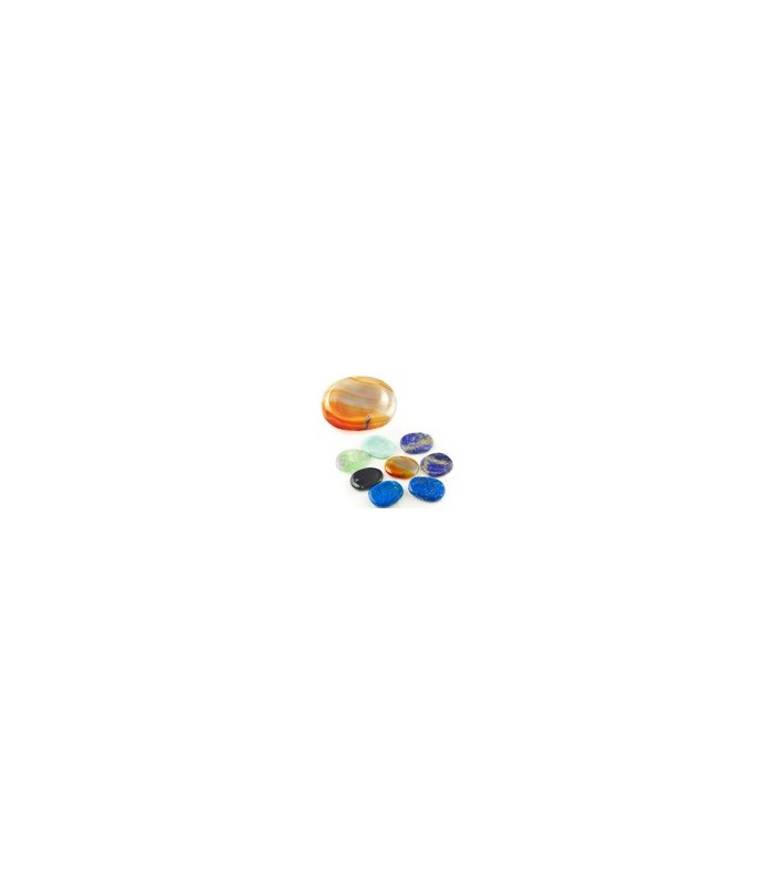 Mineral Relaxer Pulido - Assortments - 6 cm - Natural