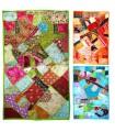 Pathwork quality rug - 155 x 95 cm - artisan - various colors