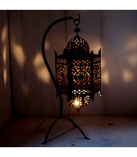 Lampe Calada Pendentif Forge - Pie 70 cm - 2 Pièces - Andalusí