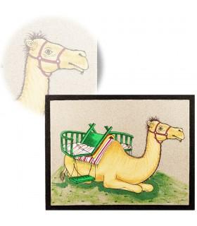 Arena Tabela Camelo - 2 Tamanhos - Trabalhada