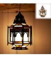 Lamp Minara Barras-Mesa or hang - 2 sizes - design Arabic