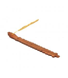 Курильница из дерева - вагонкой - дизайн Мария - 25 см