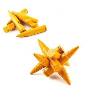 Balas de madeira - Ingenio-cabeças - Puzzle - 7,5 centímetros