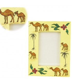 Arena Cadres photo - Design Oasis Camel-22 x 17 cm