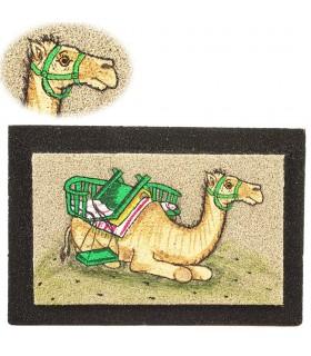 Foto Arena seduto cammello - fatto a mano - 15 cm