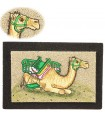Picture Arena seated camel - made hand-crafted - 15 cm