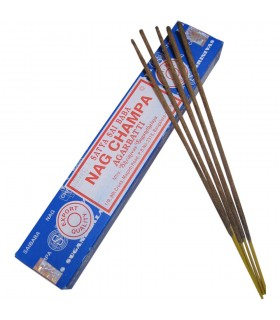 Incense Nag Champa - Satya - 15 gr - preferred