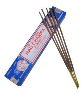 Big Nag Champa Incense - Satya - 15 gr - Recommended
