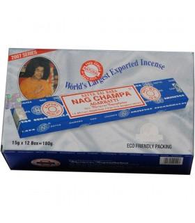 Incienso Nag Champa  - Satya - 15 gr - Recomendado
