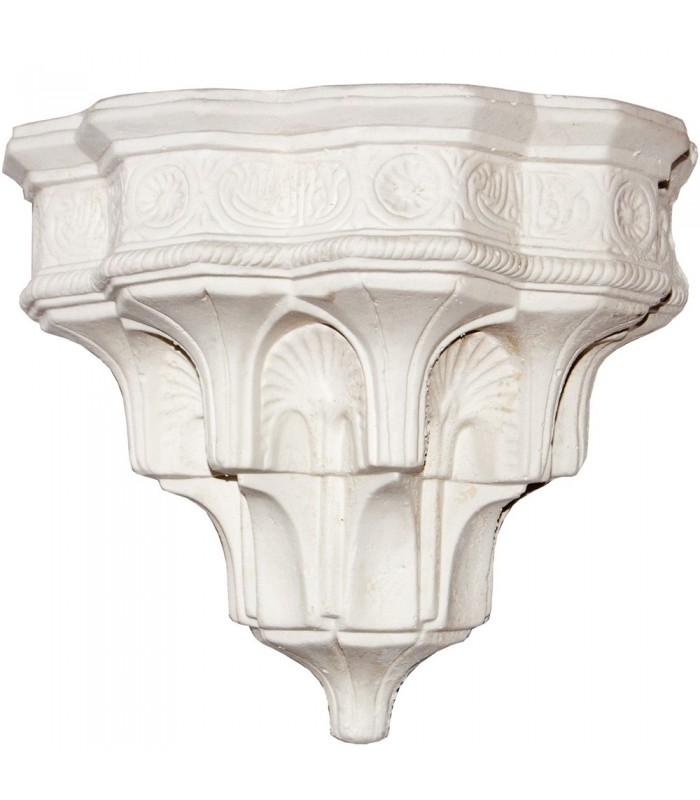 Arab Apply plaster - Design Andalusí - 21 x 23 cm