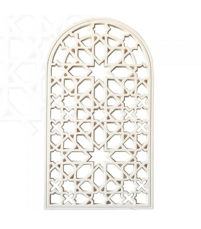 Lattice Arab Plaster - Design Adanlusí - 112 x 63 cm