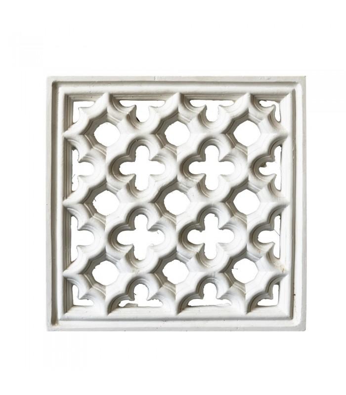 Lattice Arab Plaster - Design Adanlusí - 32 x 32 cm