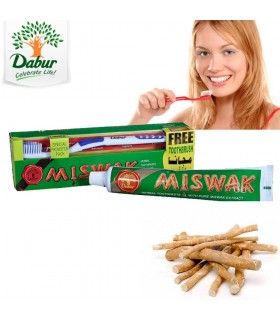 Natural Creme dental Miswak-Salvadora persica - 150 gr
