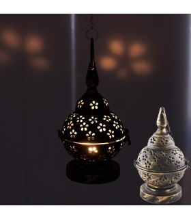Projecto de metal vela titulares - Idoso - com ou sem Cadeda - 2