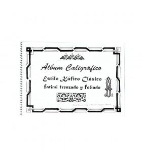 Klassischen kufischer Kalligraphie Buch - Sammlung Designs und Stile