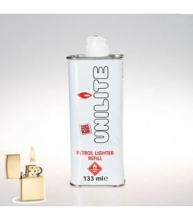 Flüssiges Gasöl - Brenner Typ ZIP - 133 ml-Unilite aufladen