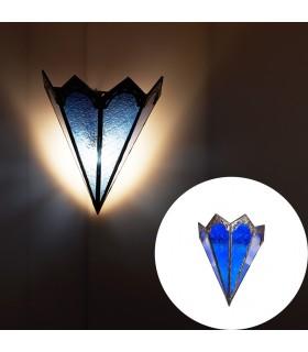 Aplique Triángulo  Chateaux - Cristal Colores