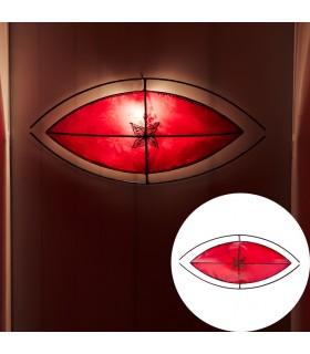 Aplicar Africano pele Shield - 2 posições de várias cores 1 m