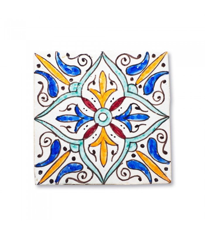 Andalusian Tile Mini - 14,5 cm - Various Designs - Model 2