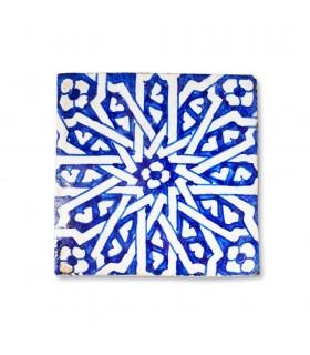 Andaluz Mini Tile - 14,5 cm - Vários projetos - Modelo 6